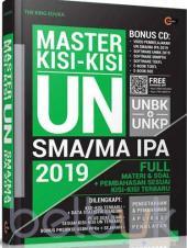 Master Kisi-kisi UN SMA/MA IPA 2019