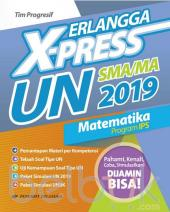 Erlangga X-Press UN SMA/MA 2019 (Matematika Program IPS)