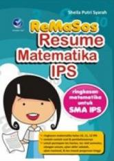 ReMaSos: Resume Matematika IPS