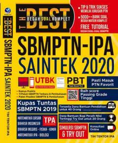 The Best Bedah Soal Komplet SBMPTN-IPA SAINTEK 2020