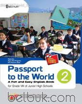 Passport to the World: A Fun and Easy English Book for Grade VIII of Junior High Schools (KTSP) (Jilid 2)