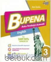 Bupena: English for SMP/MTs Grade IX (Kurikulum 2013) (Jilid 3)