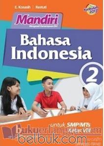 Kunci Jawaban Buku Mandiri Bahasa Indonesia Kelas 7 ...