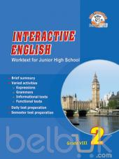 Interactive English: Worktext for Junior High School Grade VIII (Kurikulum 2013) (Jilid 2)