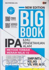 New Edition Big Book IPA SMP/MTs Kelas VII, VIII, dan IX