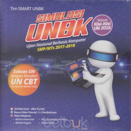 Simulasi UNBK (Ujian Nasional Berbasis Komputer) SMP/MTs 2017-2018 (Sukses