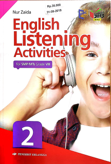 English Listening Activities (For SMP/MTs Grade VIII) (2)