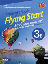 Student's Book Flying Start for Junior High School Year IX Semester 2 (Jilid 3B)