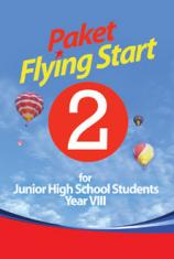 Paket Flying Start for Junior High School Students Year VIII (Jilid 2)