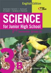 Science for Junior High School 2nd Semester Grade IX (English Edition) (Jilid 3B)