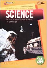 Science for Junior High School Grade IX 1st Semester (Bilingual) (Jilid 3A)