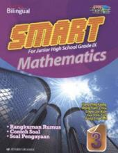 Smart Mathematics for Junior High School Grade IX (Bilingual) (Jilid 3)
