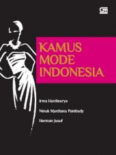Kamus Mode Indonesia (Soft Cover)