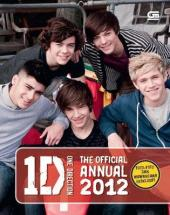One Direction: The Official Annual 2012 (Hard Cover)