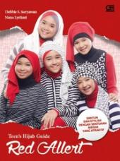 Teen's Hijab Guide: Red Alert