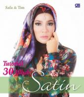 Tutorial 30 Jilbab Satin