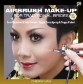 Airbrush Make-Up For Traditional Brides (Part One)