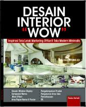 "Desain Interior ""WOW"": Tata Letak Marketing Office & Toko Modern Minimalis"