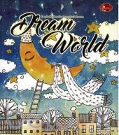 Dream World: A Coloring Book of Magical Dream