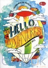 Hello Adventures: Coloring Book for Travellers