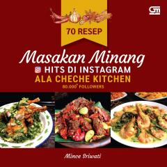 70 Resep Masakan Minang ala Cheche Kitchen