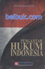 Hukum Pengantar Indonesia Oleh Umar Said Sugiarto Tinjauan