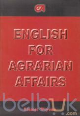 English for Agrarian Affairs