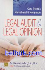 Cara Praktis Memahami & Menyusun Legal Audit & Legal Opinion