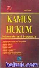 Kamus Hukum Internasional & Indonesia