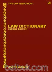 The Contemporary Law Dictionary (Second Edition)