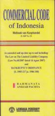 Commercial Code of Indonesia: Wetboek van Koophandel (S. 1847 No. 23)