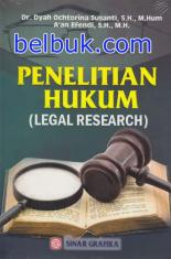 Penelitian Hukum (Legal Research)