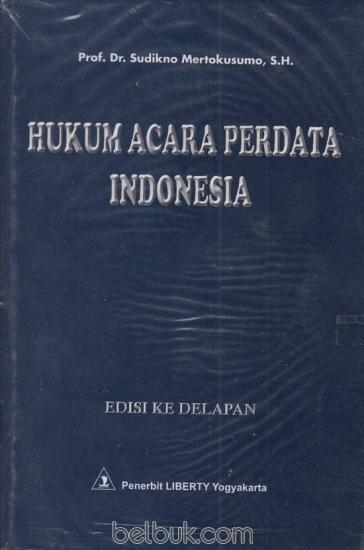 Kitab Undang-undang Hukum Acara Perdata Pdf