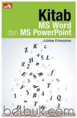 Kitab MS Word dan MS PowerPoint