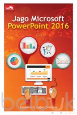 Jago Microsoft PowerPoint 2016
