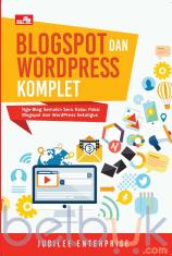 Blogspot dan Wordpress Komplet