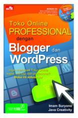 Toko Online Profesional dengan Blogger dan WordPress