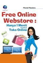 Free Online Webstore: Hanya 1 Menit Membuat Toko Online