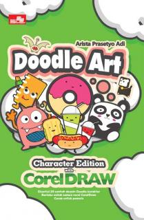 Doodle Art Character Edition with CorelDraw