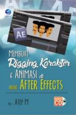 Membuat Rigging Karakter & Animasi di Adobe After Effects