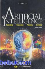 Artificial Intelligence: Searching, Reasoning, Planning, Learning