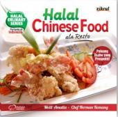 Halal Chinese Food Ala Resto