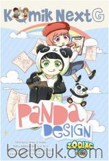 Komik Next G: Panda Design