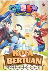 Komik Ghost School Days: Kota Tak Bertuan