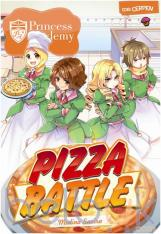 Princess Academy Edisi Cerpen: Pizza Battle