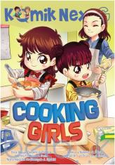 Komik Next G: Cooking Girls