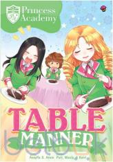 Komik Princess Academy: Table Manner