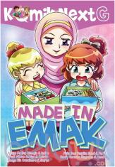 Komik Next G: Made in Emak