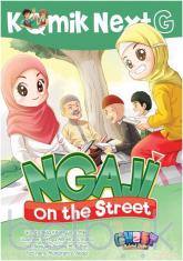 Komik Next G: Ngaji on the Street