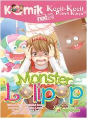 Komik KKPK Next G: Monster Lolipop